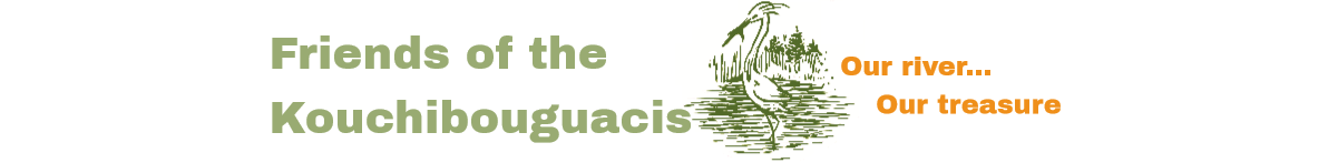 Friends of the Kouchibouguacis Logo